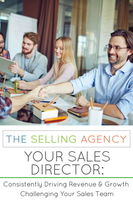 Fractional Sales Director Consistently Driving Revenue & Growth. Challenging Your Sales Team.