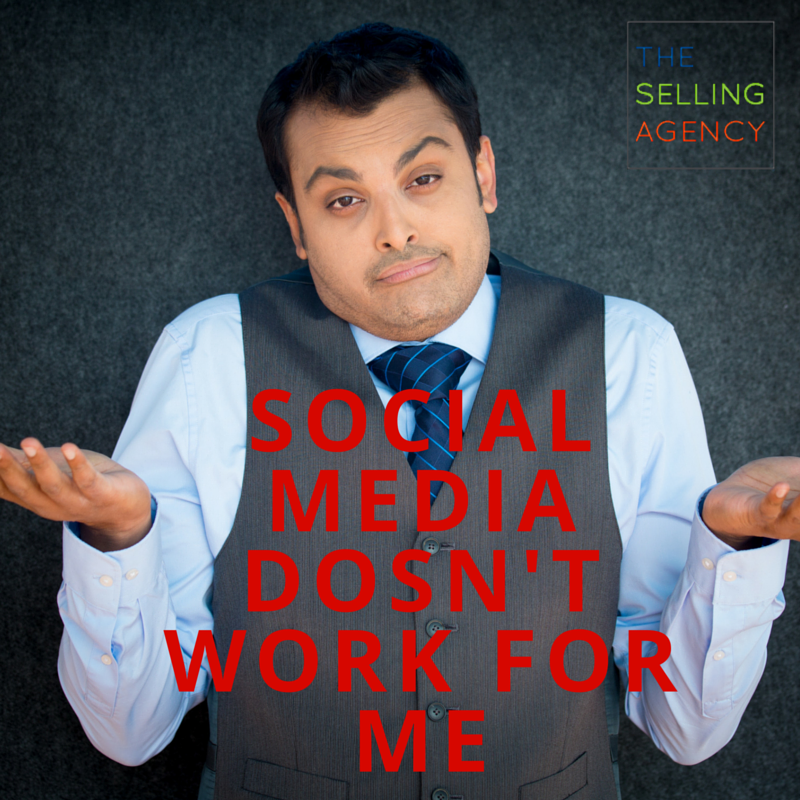 LinkedIn Fool with a tool, social media isn't working for my business