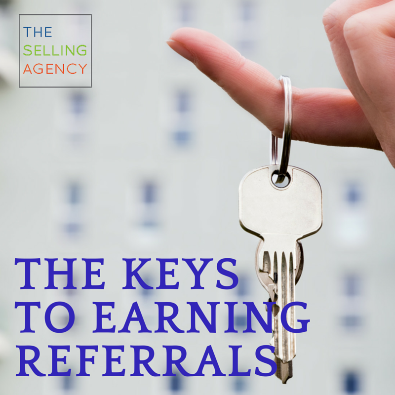 Two keys to referrals, Selling for Non-Sales People, Referrals, Referral Sales, Referral Selling, Customer Experience, Results, Service Providers, Sales Pros, Solopreneurs, Advocates, Joanne Black,