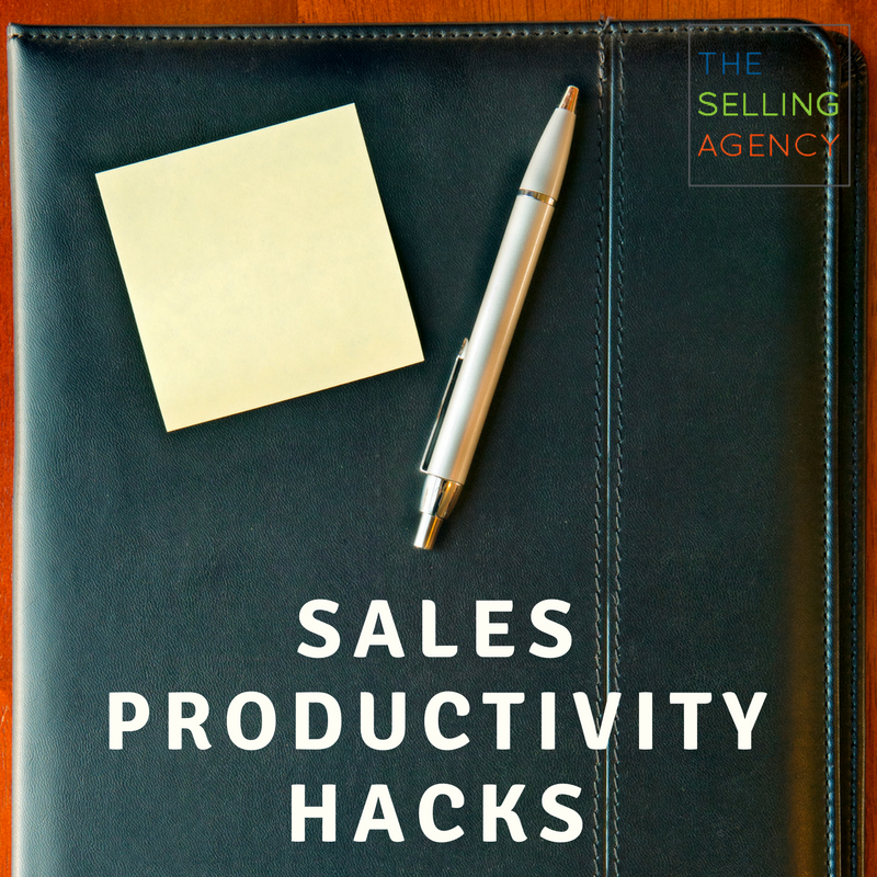 sales hacks - productivity - sellers - scheduling - calendar - focus