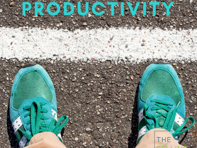 Clear the Path to more selling time - productivity-procrastination-excuses-distraction-discipline