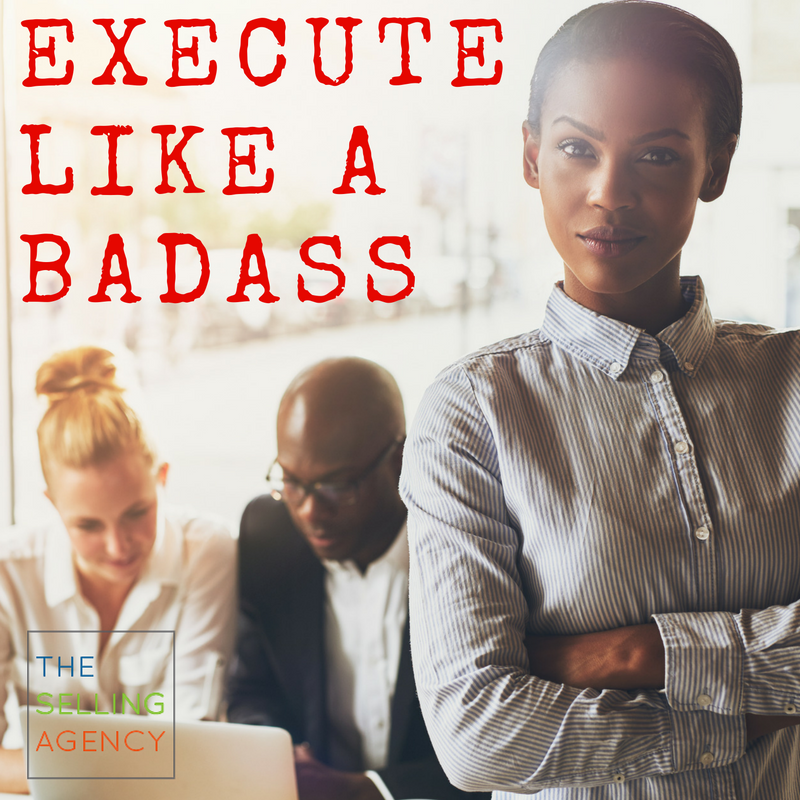 Execute-sales-strategy-badass