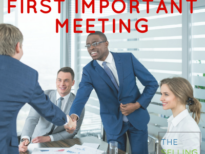 Discovery Questions for that first important sales meeting