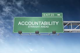 Accountability to your business strategy.
