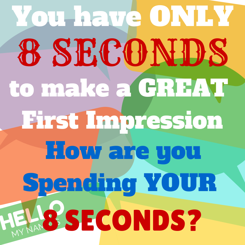 Are you making the best first impressions? You need talk tracks