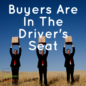 Buyers Are In The Drivers Seat-4 Tenets of Modern Consumers-Authenticity-Responsiveness-Transparency-Collaboration