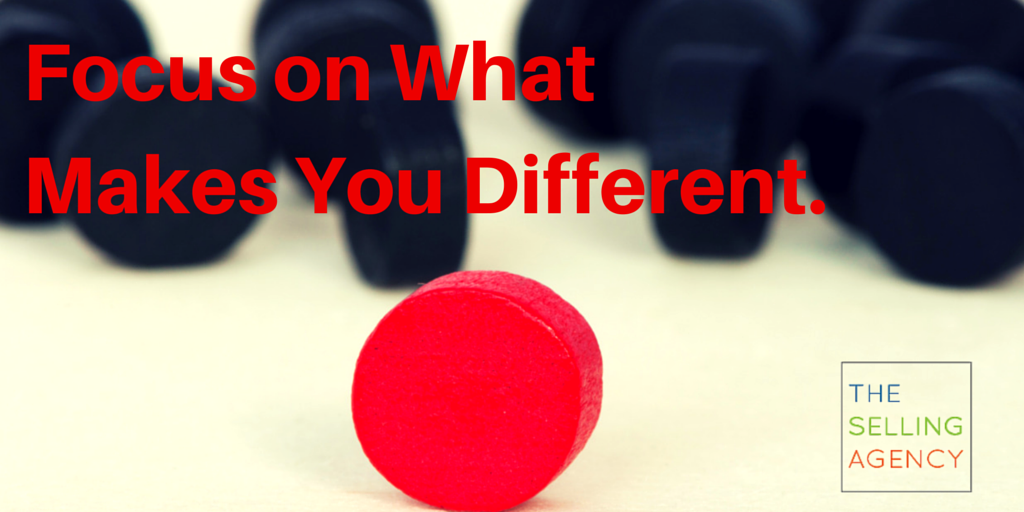 Differentiate Your Business