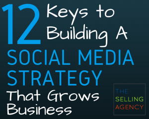 12 Steps to a  Better Business Social Media Strategy