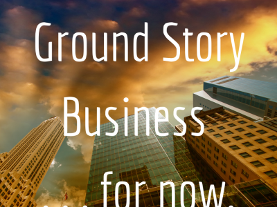 Un-Small your Business. Be a Ground Floor Business.