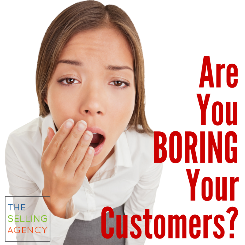 Don't Do Boring Business: Tell Stories To Reach Customers