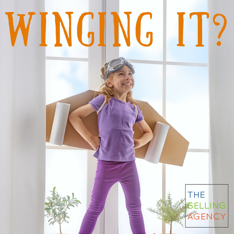 Stop Winging it and Make a Sales Plan Expert Advice Via Alice Heiman
