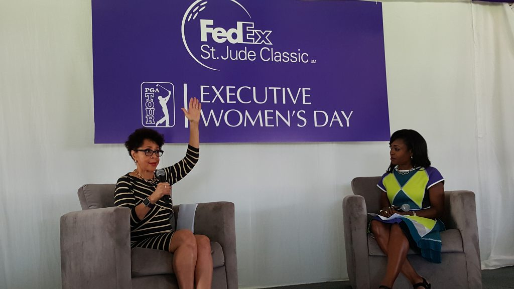 Sheila C Johnson, Salamander Hotels and Resorts, FedEx Executive Womens Day, The Selling Agency
