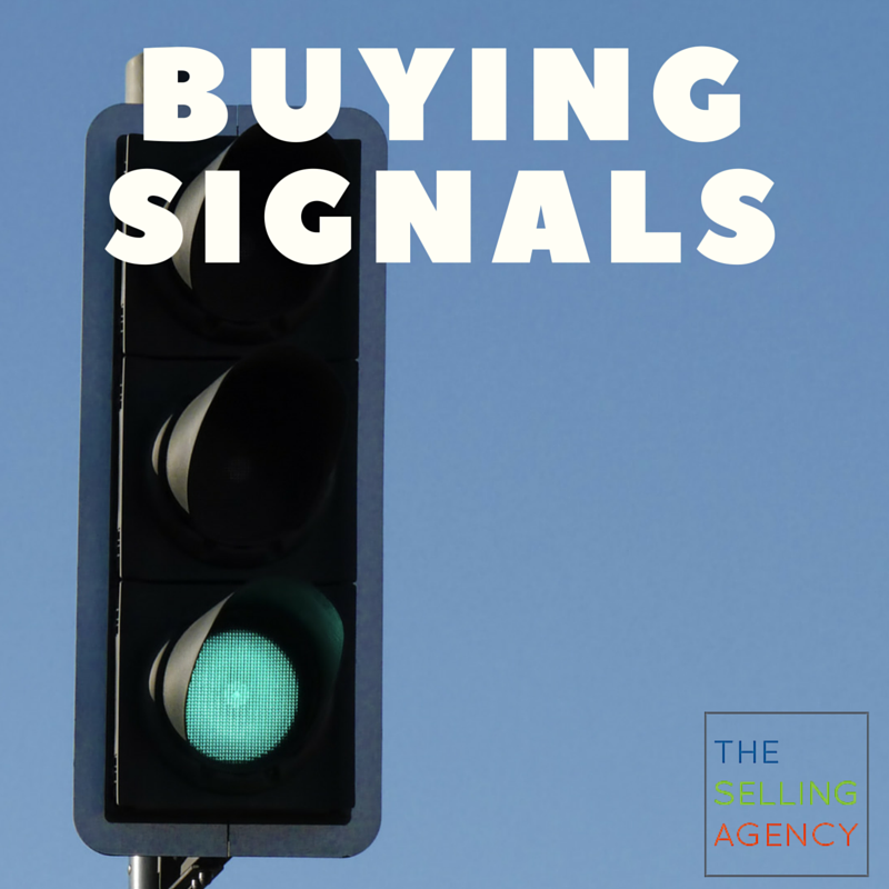 Buying signals, buying triggers, Email, Social Media, Social Selling, Follow Up