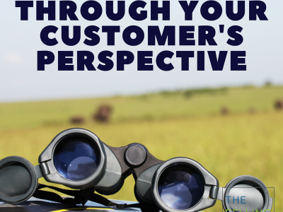 Looking through your customer's perspective, Features and Benefits, Value, Sales Process, Selling Messages, Value