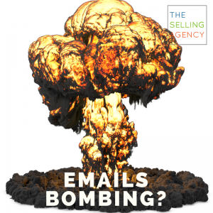 5 reasons your emails bomb with customers, Email, Sales, Selling, Audience Development, Value