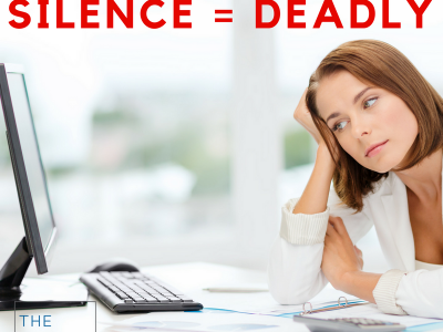 Sales Silence is deadly-Productivity-Wrong Hires-Leadership-Sales Process