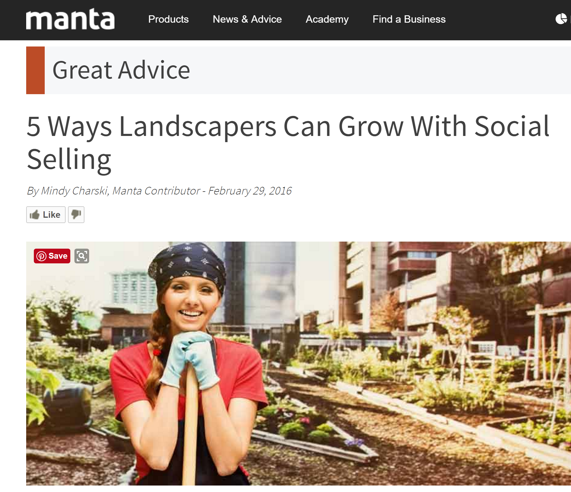 Manta.com Featured Expert Shawn Karol Sandy The Selling Agency