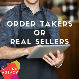 Order Takers vs True Sellers_ 5 Signs You've Got Fake Sales Reps on Your Team