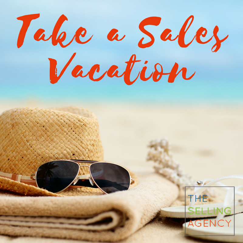 How Do You Survive Vacation When You're In Sales?