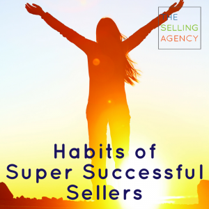 8 Habits of Successful Sellers