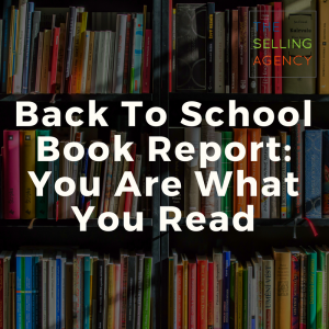 Book Report- The Selling Agency Summer Reading List