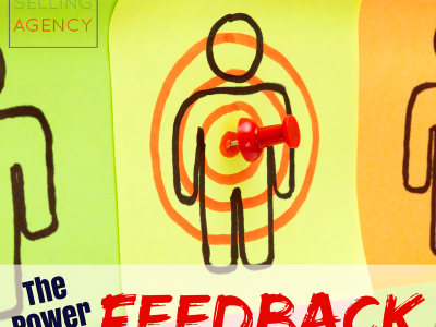 power of feedback and sales coaching