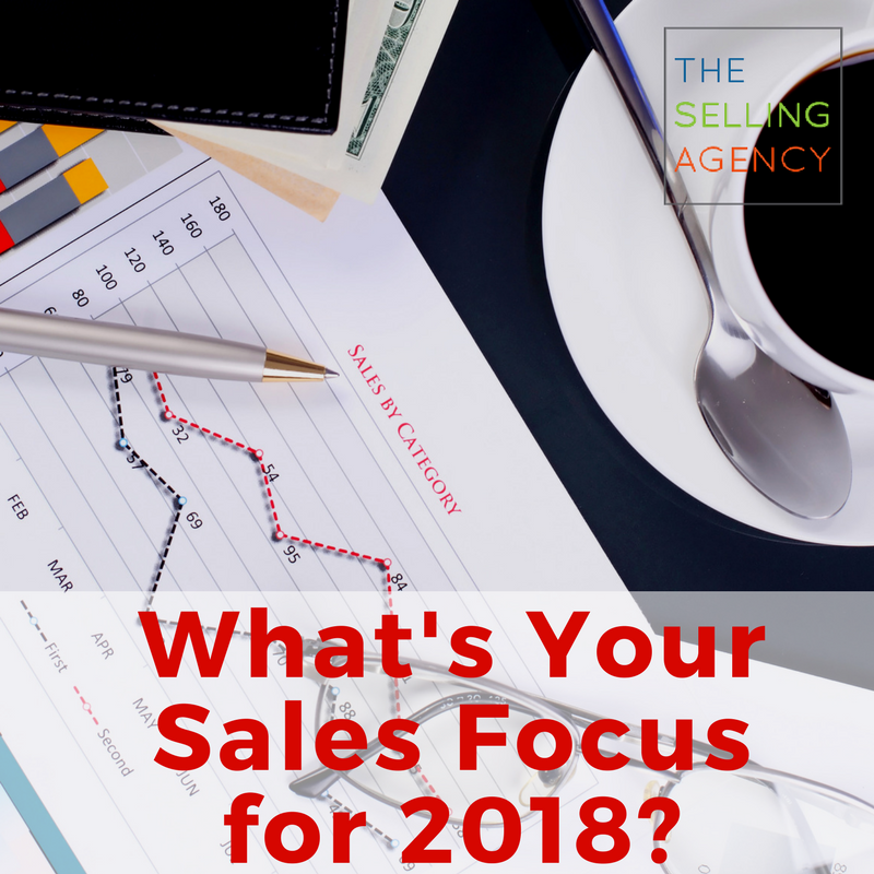 Sales Stats to focus on for 2018