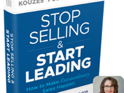 Stop Selling and Start Leading