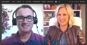 EXPERT INTERVIEW: SalesPop interview - SalesPop.Pipeliner CRM Host John Golden interviews Shawn Karol Sandy - The 4 Building Blocks of a Selling Organization