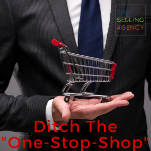 Sellers Should Never Be a _One Stop Shop_