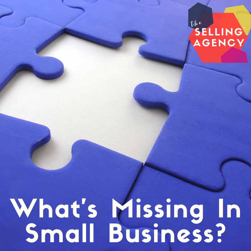 the Biggest Problem Holding Back Small Business Sales Teams