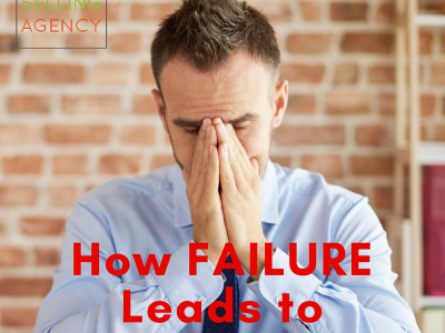 How Failure leads to Confidence
