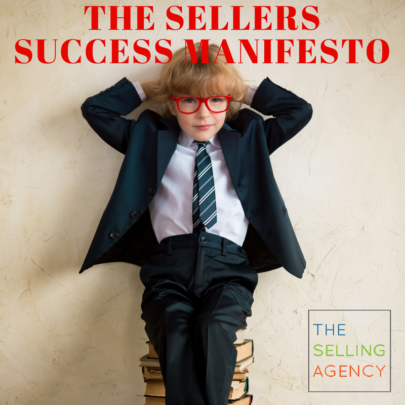 Sales Success Manifesto