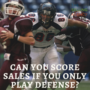Can you score sales on defense