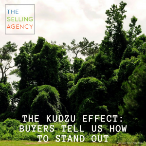 The Kudzu Effect_ How do your sales messages stand out_