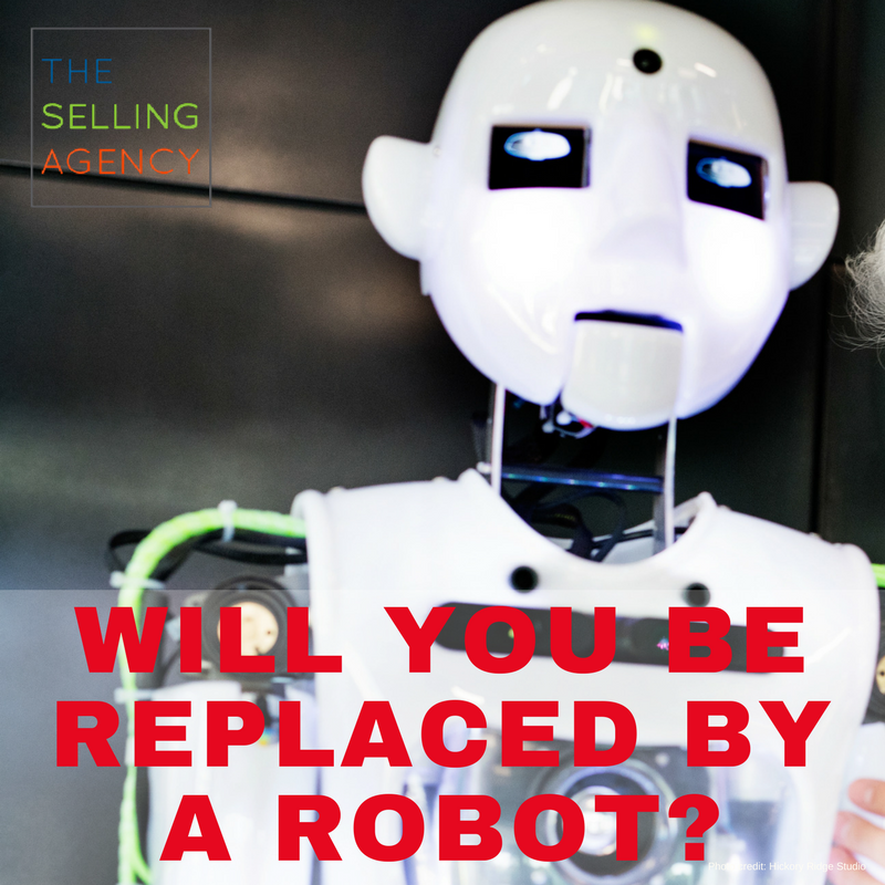 will you be replaced by a robot