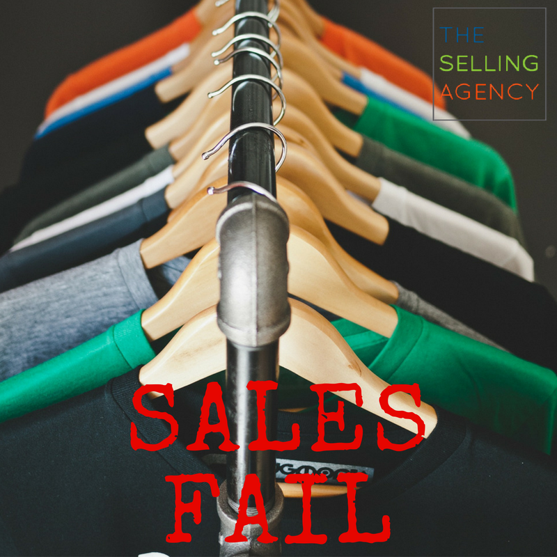 Systems Failure - Small Business Sales Fail