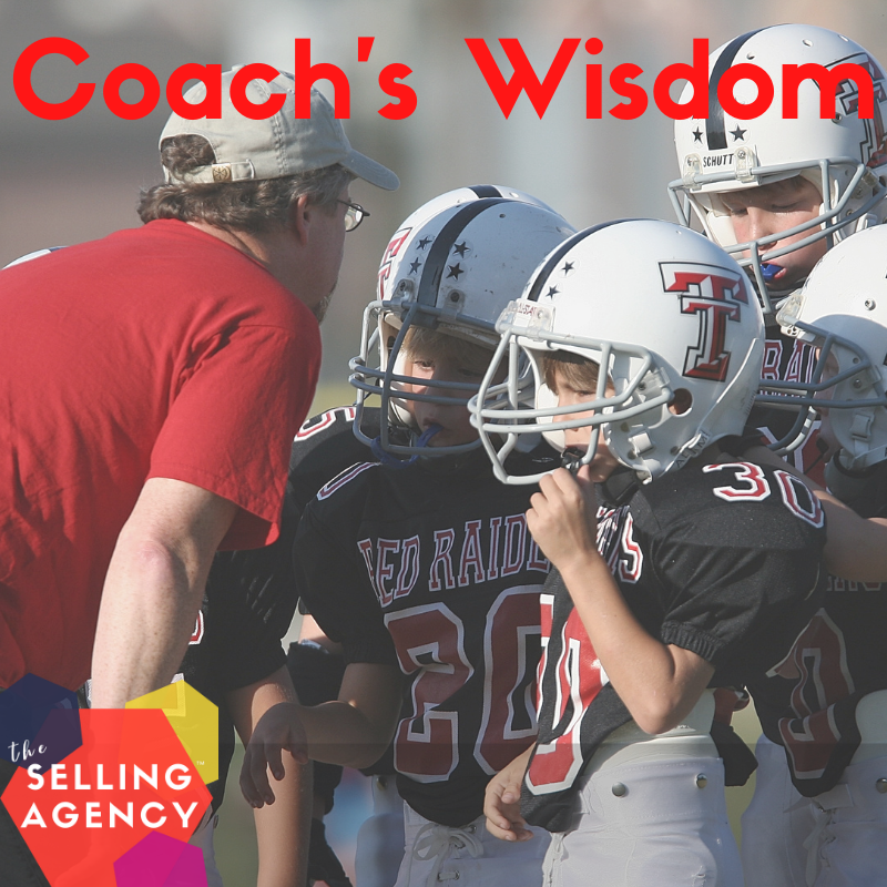 Coach's Wisdom for Sales Pros