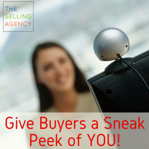Give your customers a Sneak Peek of YOU (Video)