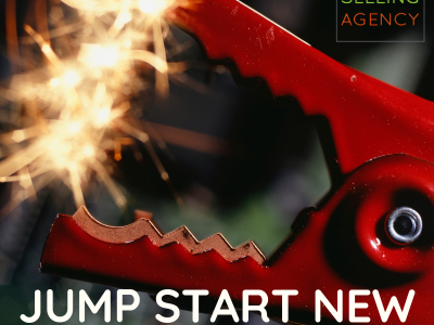 JUMP START NEW YEAR SALES