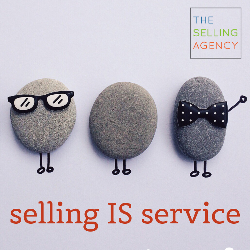 Selling IS Service