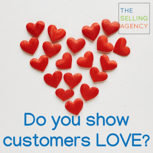 Do you LOVE your customers_