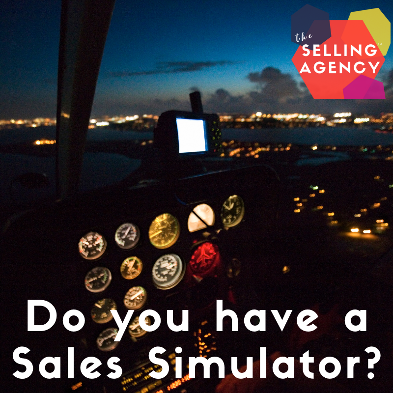Do you have a Sales Simulator