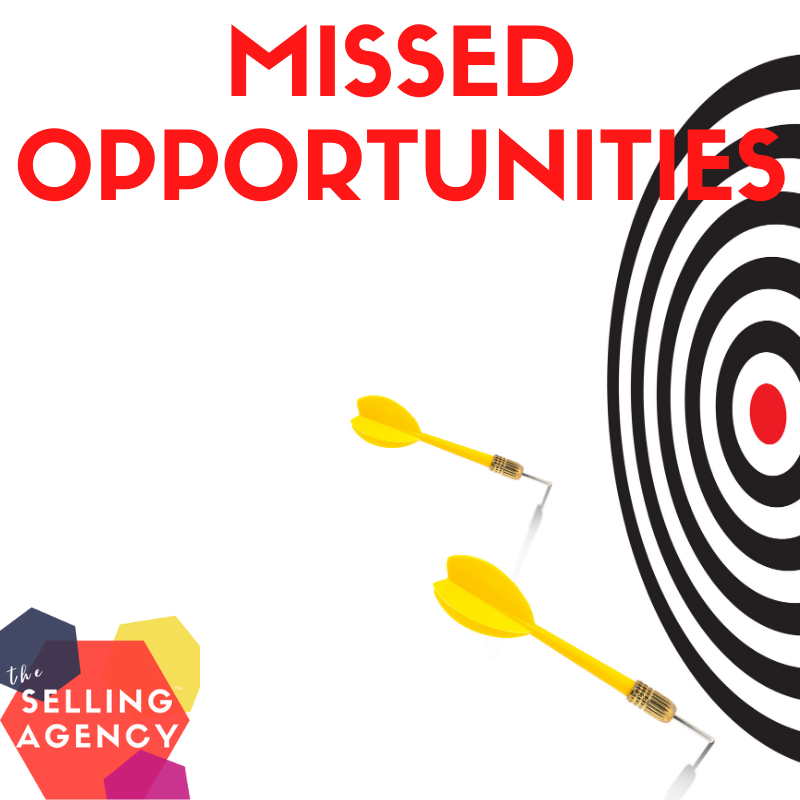 Avoid missed sales opportunities with current customers
