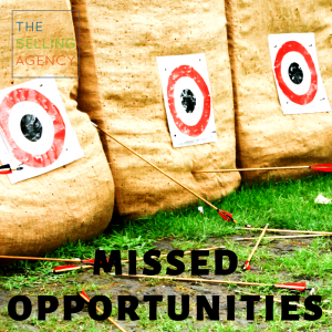 missed sales opportunities
