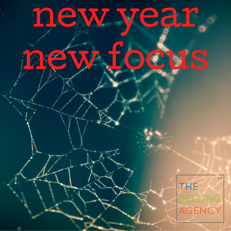 New Year New Focus_Sales Skills Building
