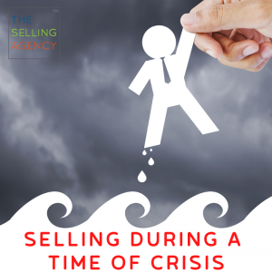 Selling and SERVING customers during times of crisis (COVID-19)