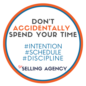 Don't accidentally spend your time