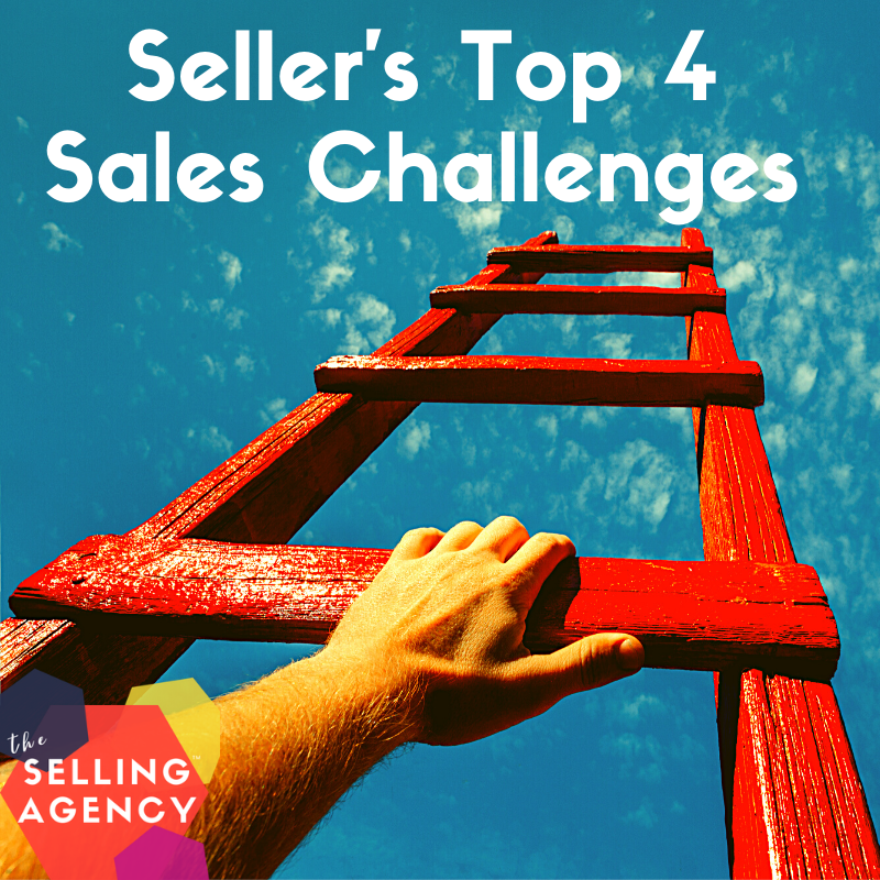 Top 4 Sales Challenges
