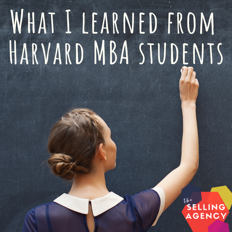 Sales-lessons-for-Harvard-MBA-students